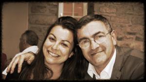 Moi et papa
