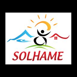 logo SOLHAME TRANP moyen ss écriture
